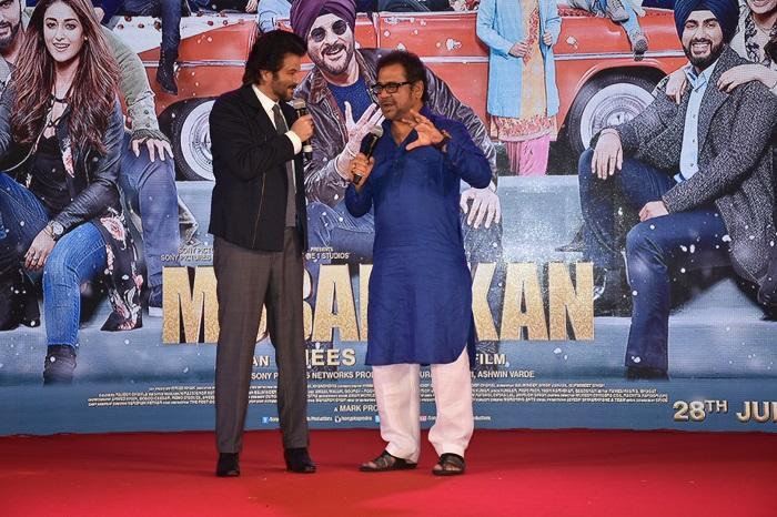 Anees Baznee and Anil Kapoor
