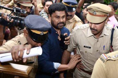 Dileep in police custody