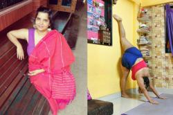 Meet Dolly Singh, the Yoga enthusiast who refuses to let society dictate her body image