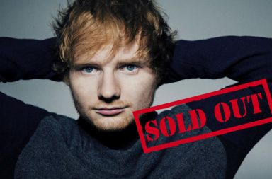 Ed Sheeran, Divide Tour