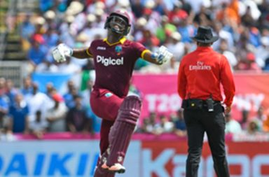 Evin Lewis, India vs West Indies only T20I