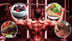 7 Muscle building food to eat before you go to bed