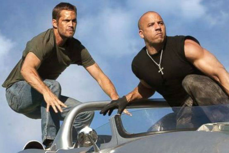 Furious 7, Hollywood Film