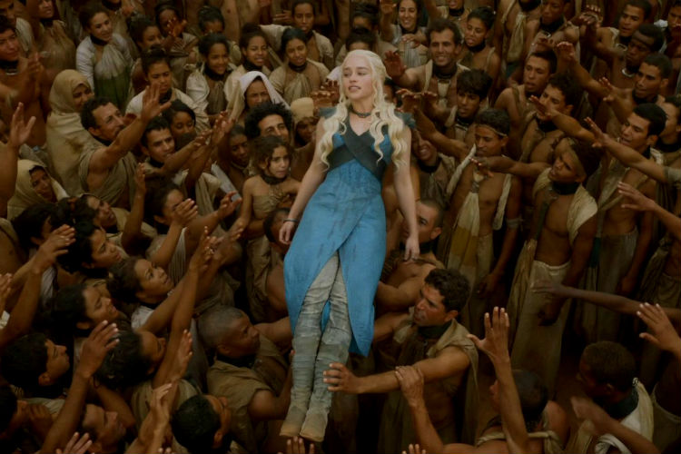 Game of Thrones, Mhysa