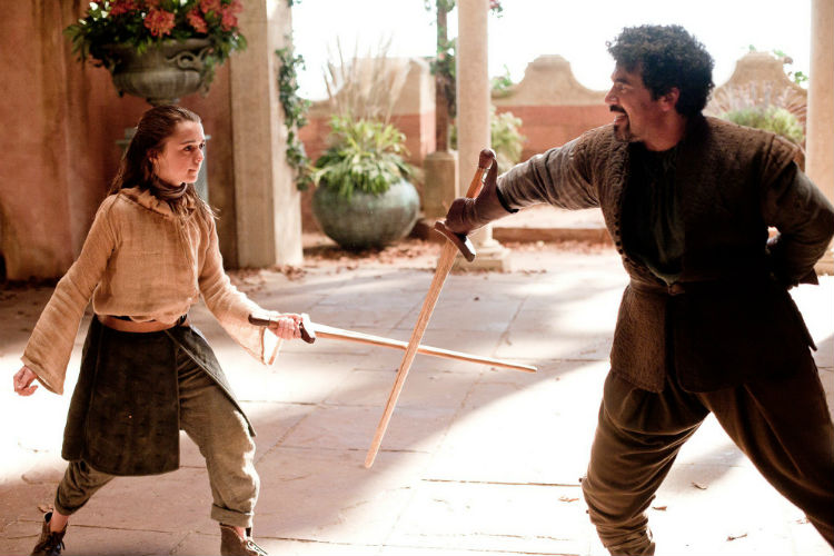 Game of Thrones, Syrio Forel