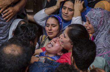 Relatives of Sajad Gilkar