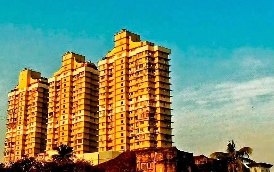 Grand Paradi in Mumbai is claimed to be the haunted society
