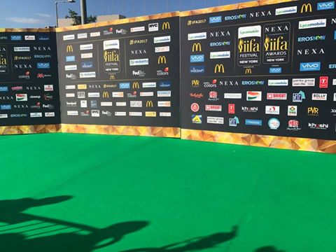 IIFA 2017 Green Carpet