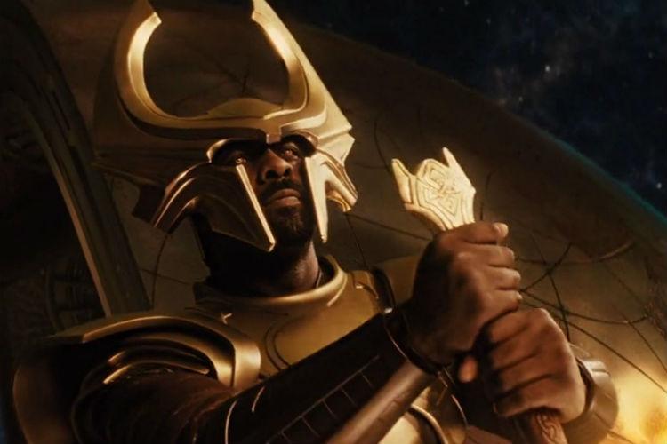 Heimdall, Thor, Avengers Infinity War