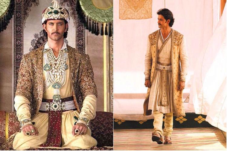 Hrithik Roshan in Jodha Akbar