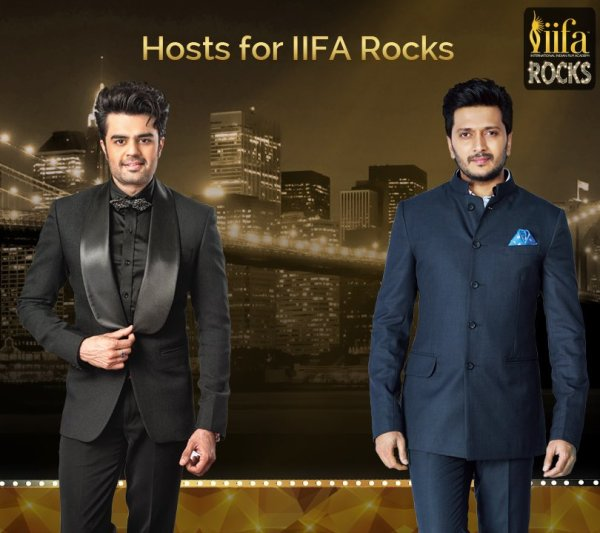 Host for IIFA Rocks