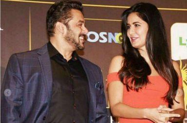 Katrina Kaif and Salman Khan at IIFA 2017 press conference