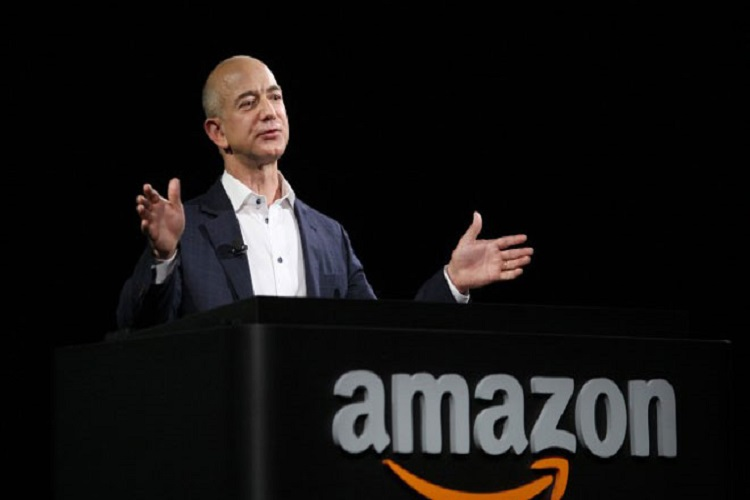 While Jeff Bezos' Net Worth Rises, Amazon Workers Are Going On Strike On Prime Day