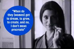 Konkona Sen Sharma perfectly sums up how differently society views men and women - Watch