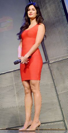 Katrina at Dhoom promotion