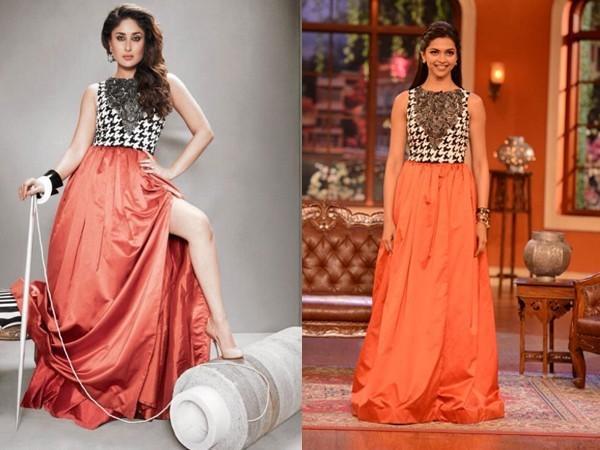 Kareena Kapoor Khan and Deepika Padukone