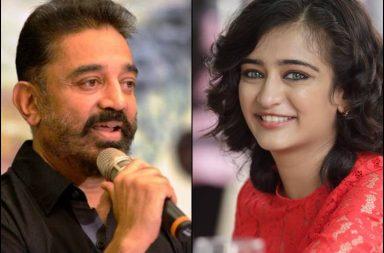 Kamal Haasan and Akshara Haasan