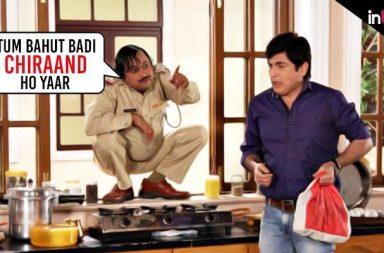 bhabhi ji ghar pe hai shot in Kanpur