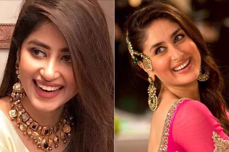 Kareena Kapoor and Sajal Ali (Phots: Instagram/ @sajalaly , @therealkareenakapoor)