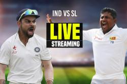 India vs Sri Lanka, 1st Test at Galle, Day 3 Live Streaming: Watch Live Telecast on Sony Six, Sony Ten 3 and Live Streaming on SonyLIV