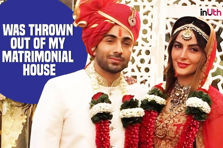 Mandana Karimi and husband Gaurav Gupta, Mandana Karimi divorce, Inuth.com