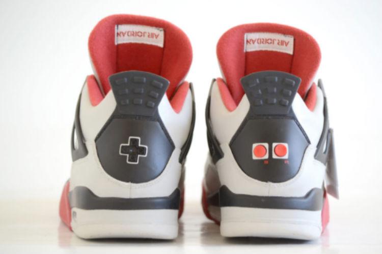 super mario, sneakers