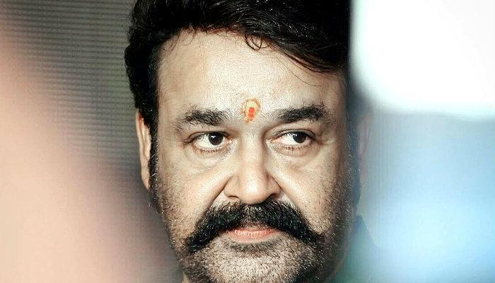 Mohanlal look in Velipadinte Pusthakam