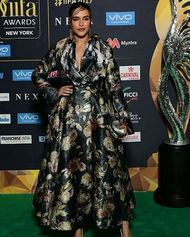 Neha Dhupia at IIFA 2017