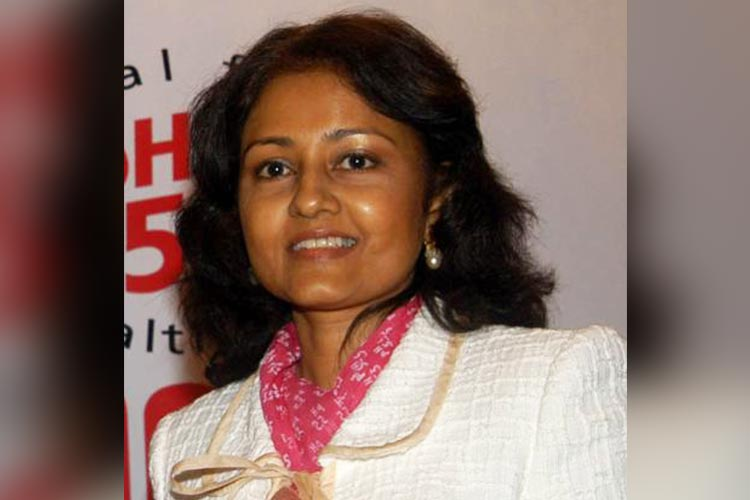 Leena Tewari is one of the richest Indian women