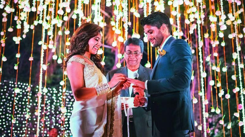 Samantha Prabhu and Naga Chaitanya get engaged, inuth.com