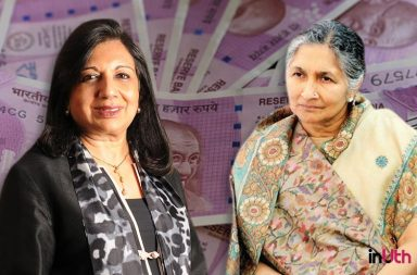 List of top five richest Indian women