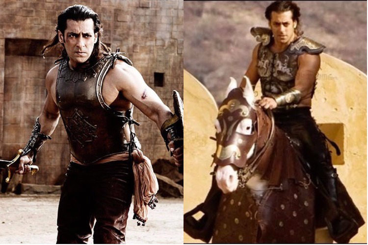 Salman Khan in Veer