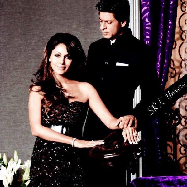 Shah Rukh Khan Gauri Khan love story