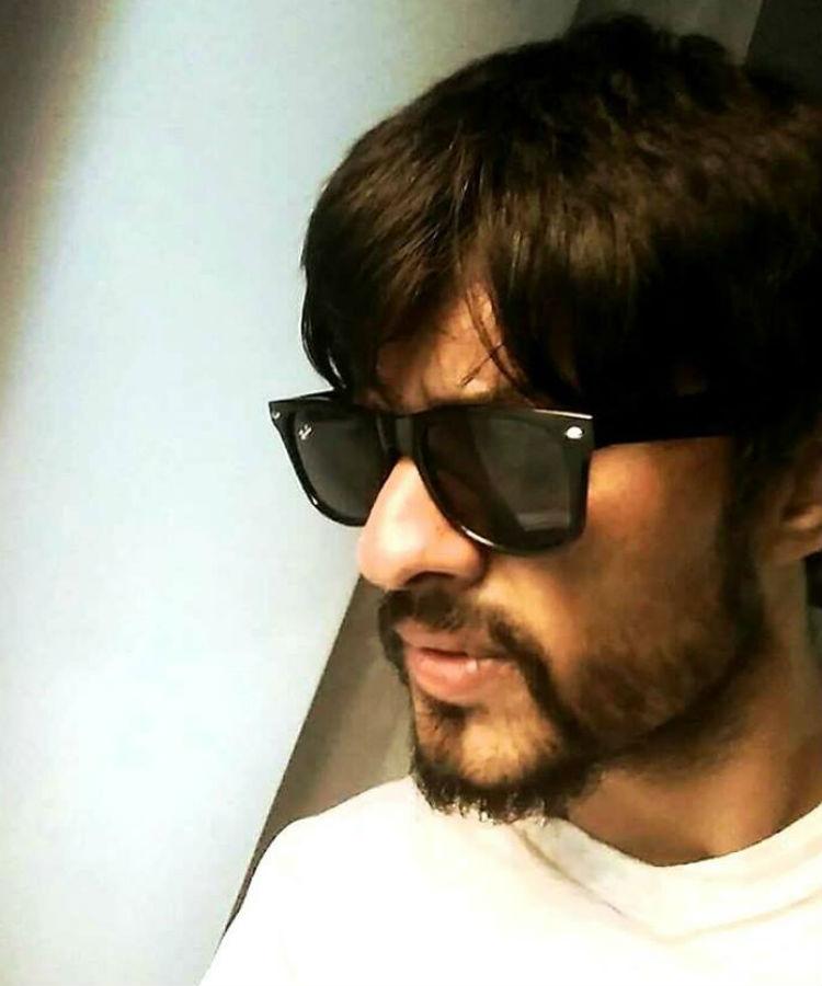 Shah Rukh Khan, SRK, Look Alike, Haider Maqbool