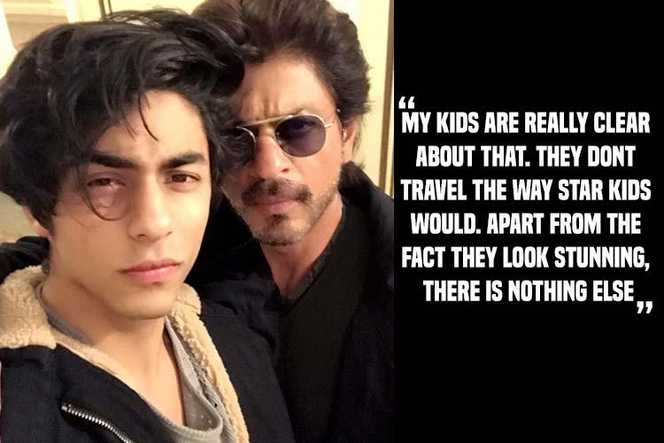 Shah Rukh Khan, Aryan