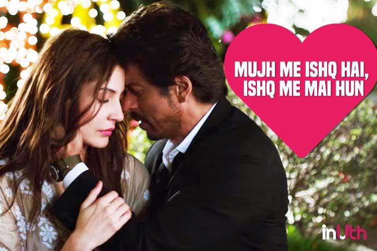 Shah Rukh Khan and Anushka Sharma in Jab Harry Met Sejal, Jab harry Met Sejal trailer, inuth.com