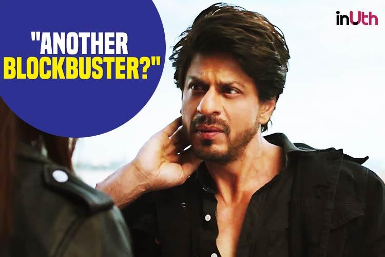 Shah Rukh Khan in Jab Harry Met Sejal