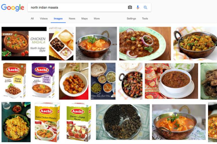 South Indian Masala, North Indian Masala, Google Search