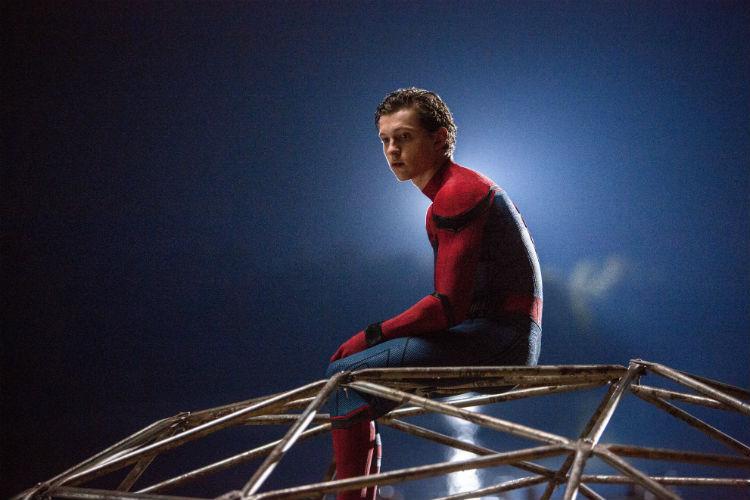 SpiderMan Homecoming, Tom Holland