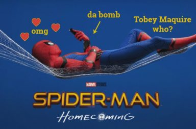 Spider Man Homecoming, Spider Man Homecoming review