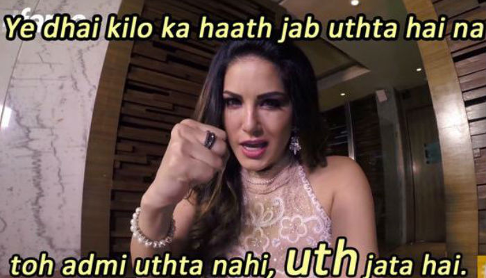 Sunny Leone, Sunny Deol twitter troll