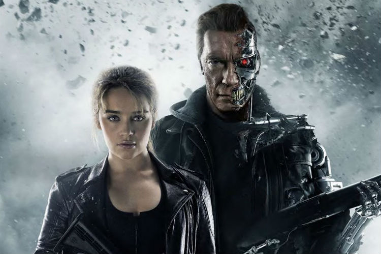Terminator Genisys, Hollywood Film