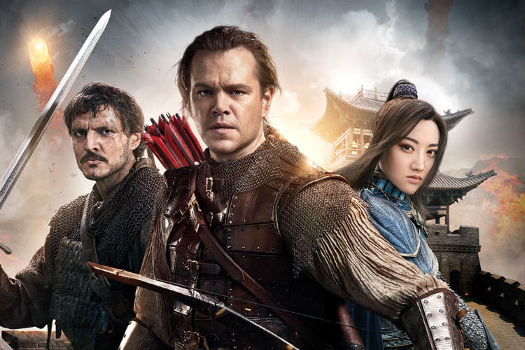 The Great Wall , Hollywood Film