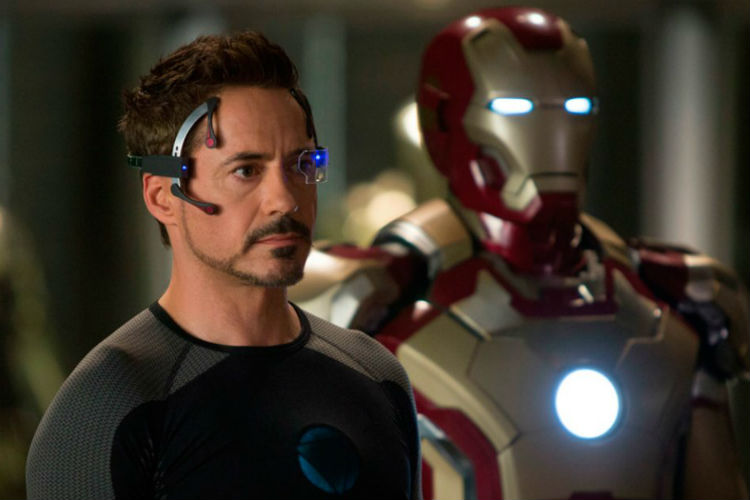 Tony Stark, Iron Man, Robert Downey Jr