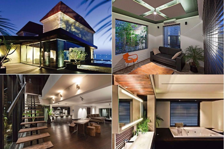 John Abraham's penthouse in Mumbai