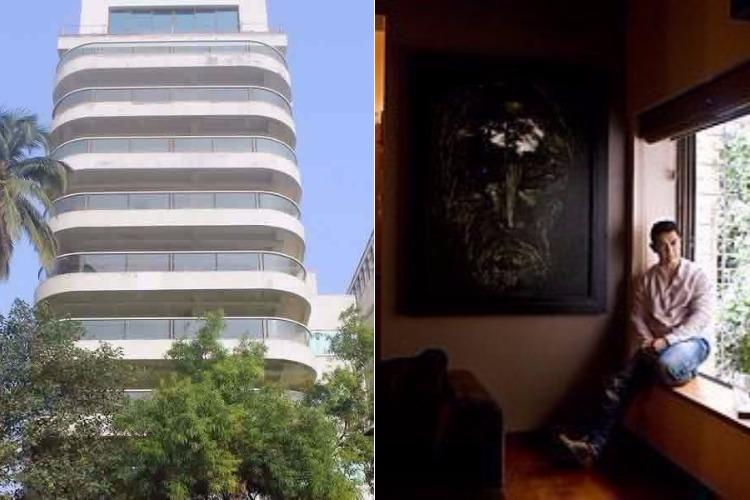 Aamir Khan's residence