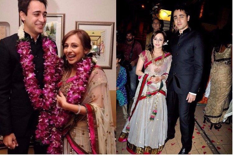 Genelia D'Souza and Riteish Deshmukh wedding