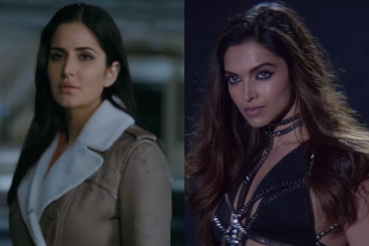 Katrina Kaif, Jab Tak Hai Jaan, Deepika Padulone, Raabta