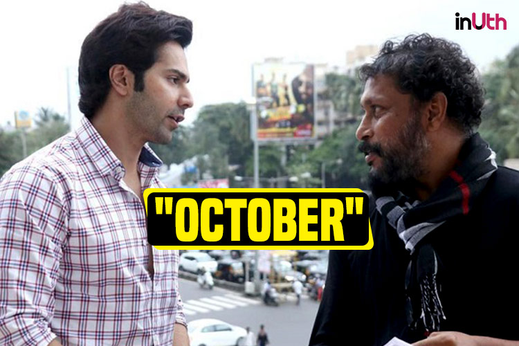 Varun Dhawan and Shoojit Sircar