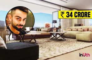 Virat Kohli does not own the most expensive apartment among Indian cricketers